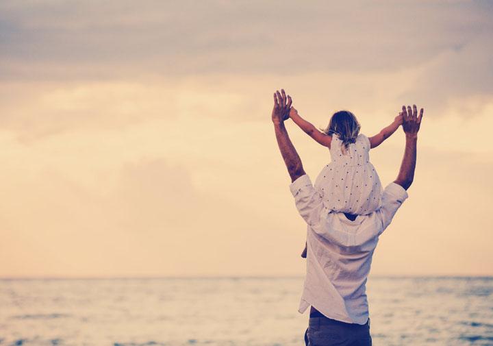 điều tốt đẹp bố dành cho con