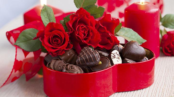 làm Chocolate trái tim