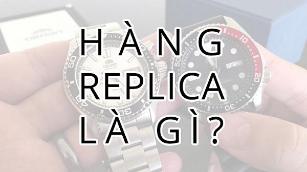 Replica là gì