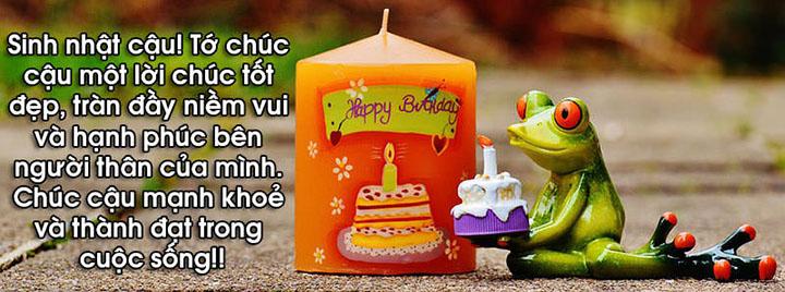 sinh nhật bạn thân