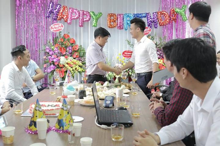chúc sinh nhật đối tác