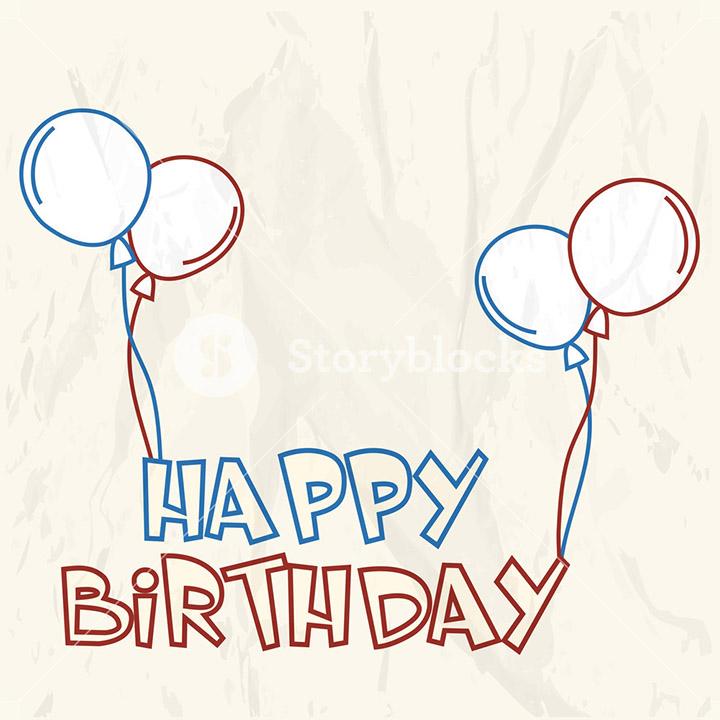 sinh nhật bằng tiếng anh
