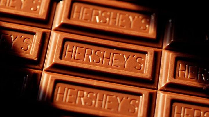 Thương hiệu chocolate Hershey's