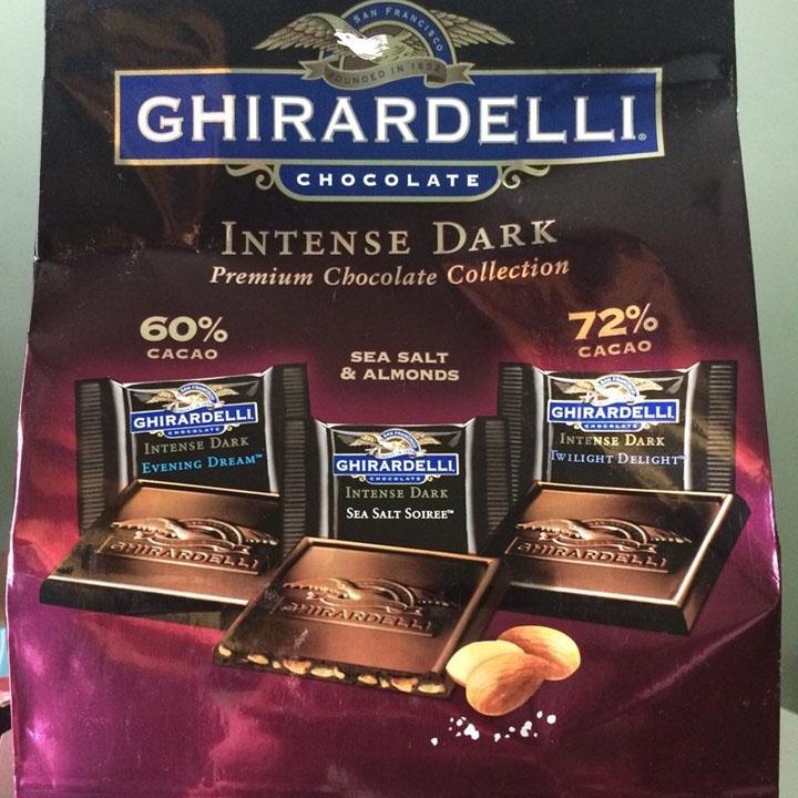 Thương hiệu chocolate Ghiardelli