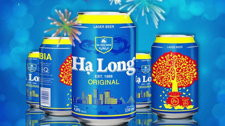 Bia Hạ Long
