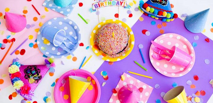 tiệc sinh nhật