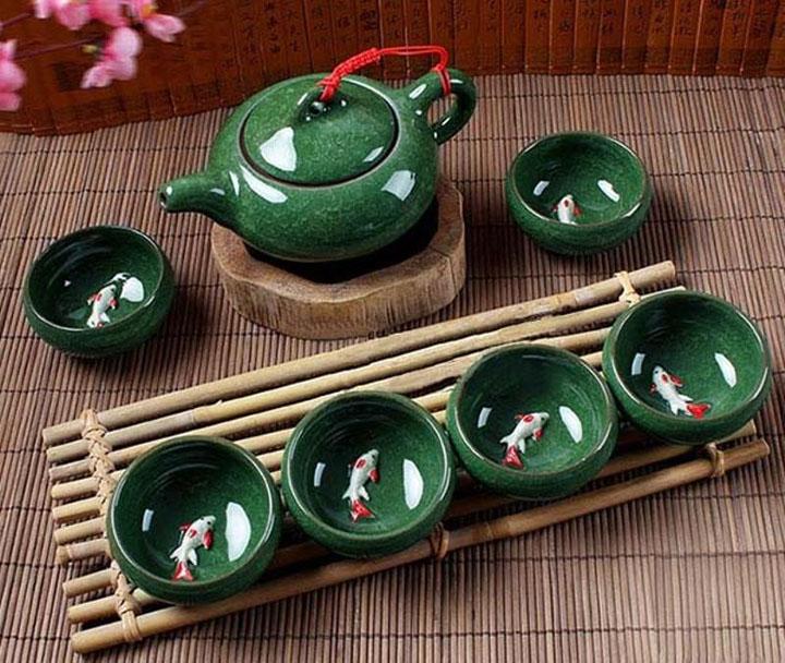 Bộ ly/tách uống trà