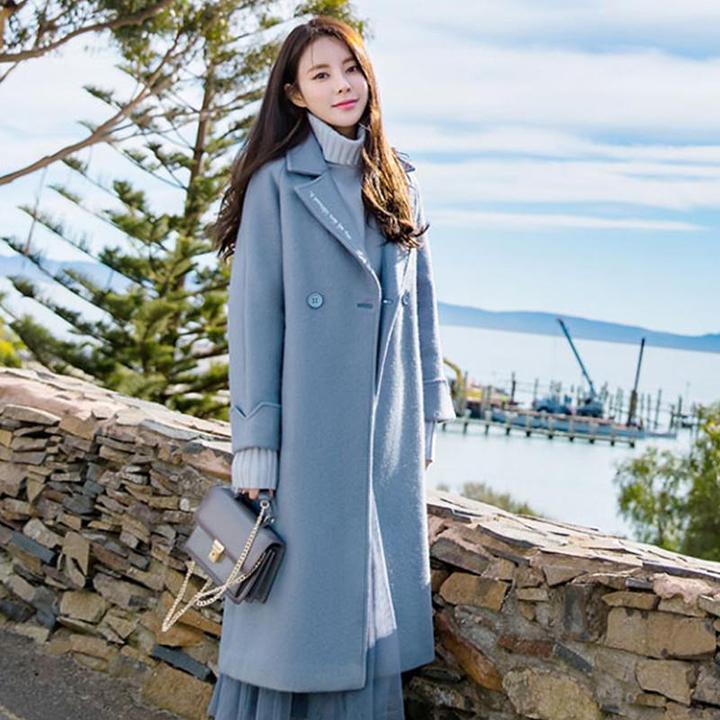 Áo choàng - áo khoác dáng dài