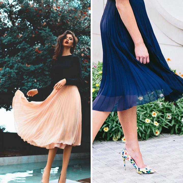 Váy suông