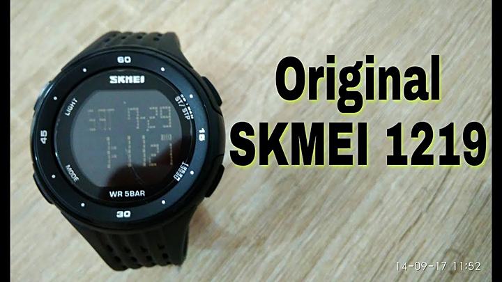 Đồng hồ kỹ thuật số SKMEI 1219