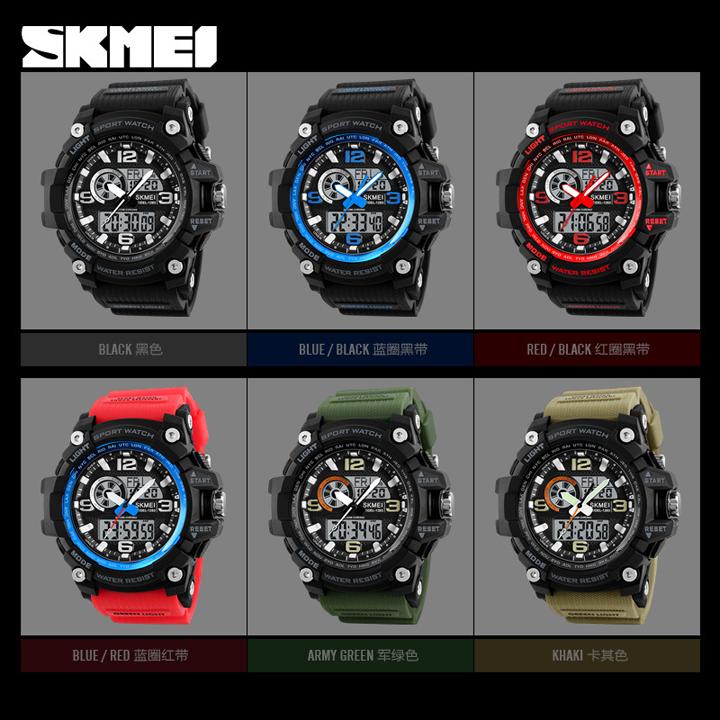 Đồng hồ Led thể thao SKMEI 1283