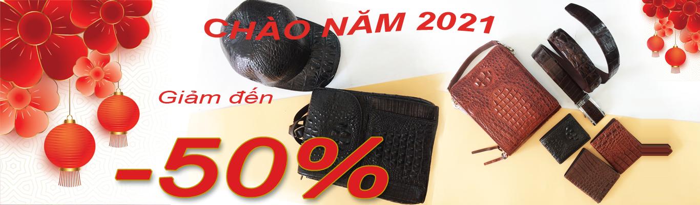 Khuyến mãi giảm ngay 50% tất cả sản phẩm đồ da cao cấp tại Kiều Hưng