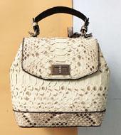 Túi bao lô da trăn da vân tự nhiên 100% giá cực rẻ tại Kiều Hưng
