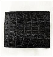 Bóp da cá da gai sấu Kiều Hưng 7 ngăn thẻ. BH 1 năm. Hàng có sẵn