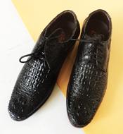 Giày tây cá sấu Kiều Hưng. LM5399. Giảm giá BH 3 năm. Hàng có sẵn