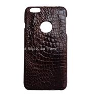 Ốp lưng da cá sấu Kiều Hưng iphone 6 plus