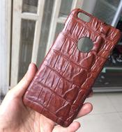 Ốp lưng điện thoại cá sấu Kiều Hưng Iphone 6 Plus. Hàng có sẵn