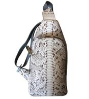 Túi bao tử da trăn da vân tự nhiên 100% giá cực rẻ tại Kiều Hưng