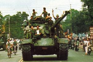 Sự kiện 30 tháng 4 năm 1975, thường được gọi là ngày 30 tháng Tư, ngày giải phóng miền Nam