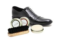Cách mở hộp xi đánh giày WiKi chính hãng và sử dụng làm bóng đồ da