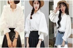Tổng hợp các kiểu áo sơ mi nữ dễ thương đẹp nhất hiện nay 2020