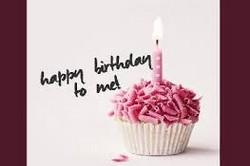 Lời chúc mừng sinh nhật bản thân hay nhất